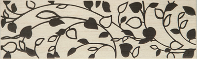 Listello Selma Caffe 12x40
